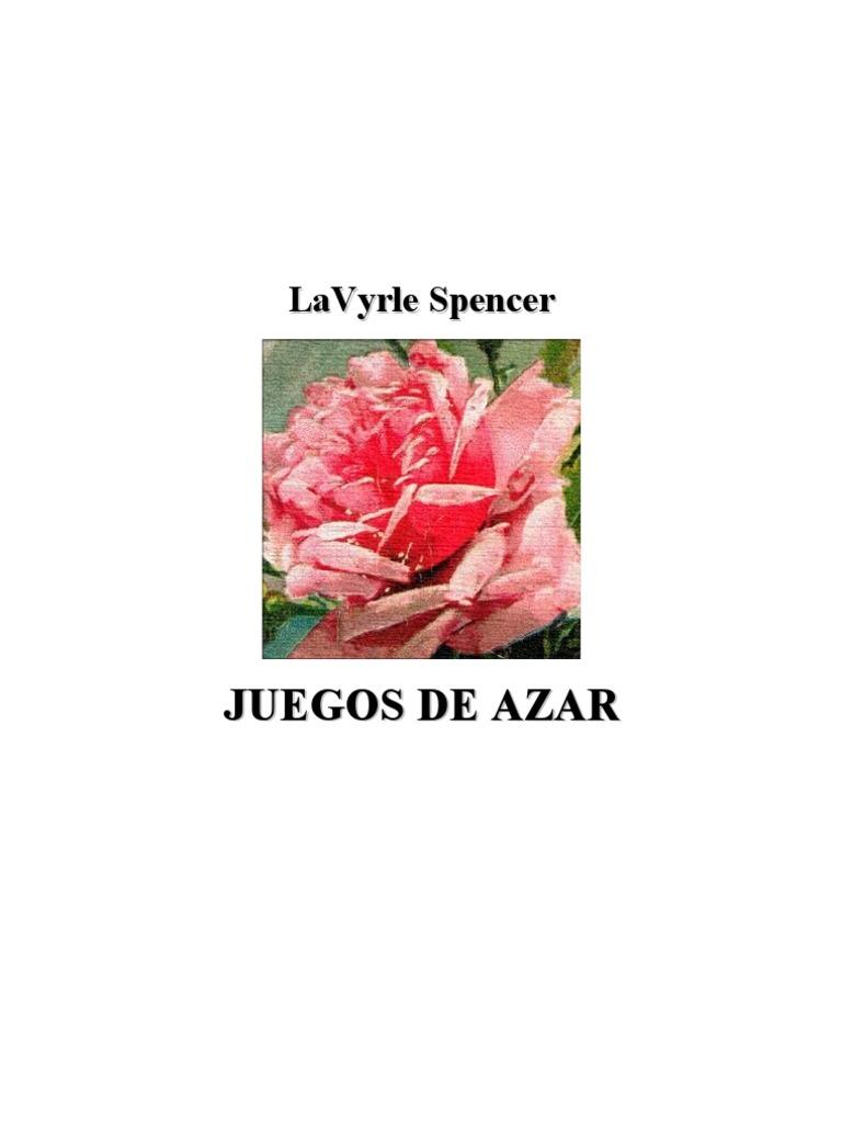 Lavyrle Spencer - Juegos de Azar