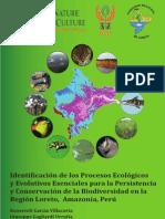 Conservacion de Procesos Ecológicos y Evolutivos Loreto
