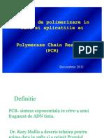 Prezentare PCR