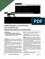 1 Contradições do Desenvolvimento Sustentável BARONI (2)