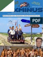 15.1.2012. Specijalno Izdanje MaxMinus Magazina...BROJ 1...ENES CELOSMANOVIC PHOTOSHOP MONTAZE