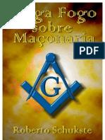 Livro Pinga Fogo Sobre Maconaria