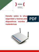 INTECO - Estudio sobre Seguridad Inalámbrica (MMBB)