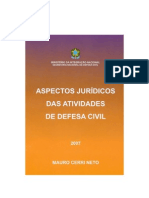 Aspectos Juridicos Defesa Civil
