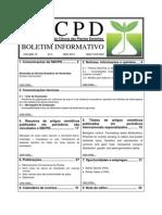 Boletim Revista Planta Daninha