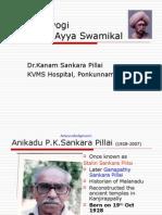 Sivarajayogi Thycaud Ayya Swamikal