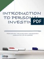 IMAS Personal Investing