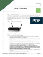 Firewall VPN Cisco RV 120 W Wireless-N
