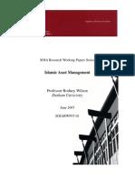 Islamic Asset Management