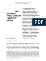 Benitez M. Paradigm As Rels MEX EU