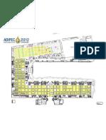 Adipec 2012 Floor Plan 13 Dec 2012