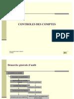 Audit - contrôle des comptes