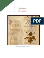 Bibliografia Del Dott. Mario Gaglione
