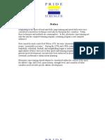 Hofstra Speed Training Manual