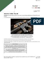 German Mauser 98k Manufacturer's Codes (1934-1945) | Trigger