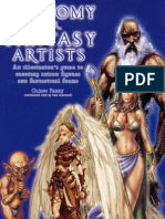 Anatomy for Fantasy Artists - Glenn Fabry