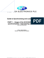Guide to Sync and Load Share Part 1