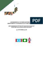 Pr Budget Recommendation v5