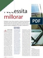 Dossier Escola a la Revista Presència Novembre 2011