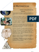 Resumen ''Historia de las Matemáticas'' Parte I