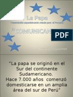Historia de La Papa