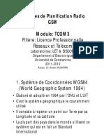 Principes de Planification Radio GSM