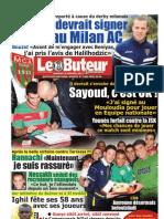 LE BUTEUR PDF du 14/01/2012