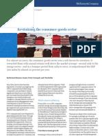 Revitalizing Consumer Goods