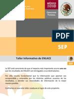 ENLACE2010-TallerInformativo