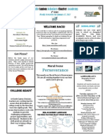 Newsletter 1-13-2012