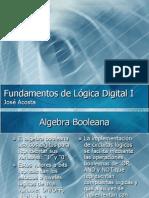 Unidad 2 Fundamentos de Logica Digital 1