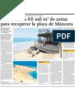 Playas de Mancora y Ecosistemas Marinos en Peligro