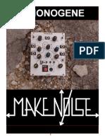 Phonogene Manual