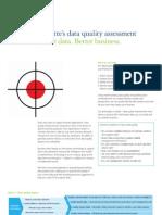 Data Quality Assessment - Better Data