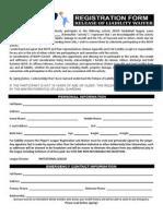 nibl registration waiver form doc