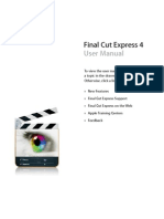 Final Cut Express UM