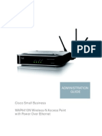 WAP4410N Admin Guide
