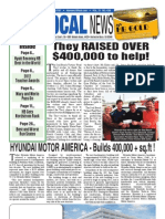 The Local News—January 01, 2012