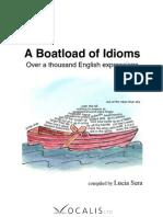 Boatload of Idioms