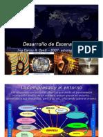 Administración - Desarrollo de escenarios competitivos