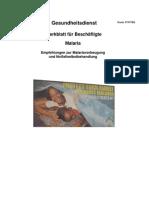 MalariaMerkblatt