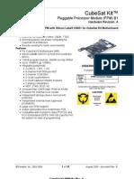 Cubesat Kit COTS FM430 Flight Module