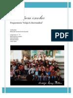 Estructura escolar (: