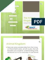 Animal Kingdom Intro ABC