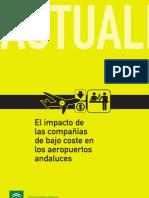 El impacto de  las compañías  de bajo coste en  los aeropuertos andaluces