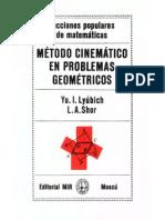 Ed MIR - Lyubich - Método Cinemático en Problemas Geométricos