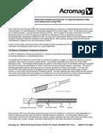 RTD Temperture Measurement 917A
