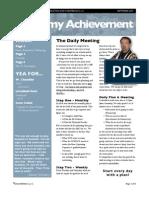 Newsletter Sept 07