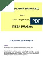 Mata Kuliah Ilmu Kealaman Dasar (IKD) #1