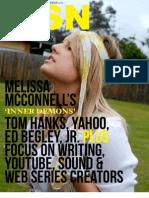 Web Series Network magazine Issue 4 Jan/Feb/Mar 2012